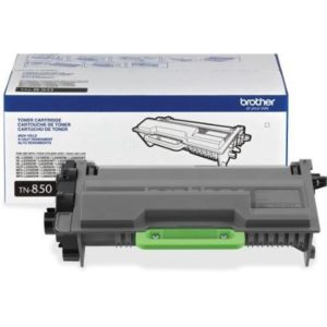 Brother TN850 Black Toner Cartridge