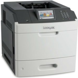 Lexmark MS810de Printer New